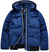 Very Velvet Padded Coat
