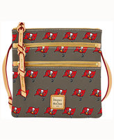 Dooney & Bourke Tampa Bay Buccaneers Triple-Zip Crossbody Bag