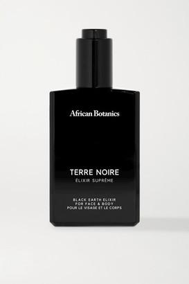 African Botanics Terre Noire Elixir Supreme, 100ml