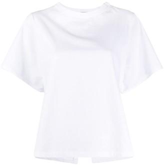 Forte Forte crew neck bio-cotton T-shirt