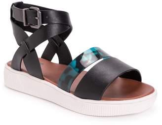 Muk Luks Mariposa Platform Sandal