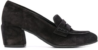 Del Carlo High-Heel Loafers