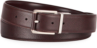 Dunhill Men's Reversible Leather Belt