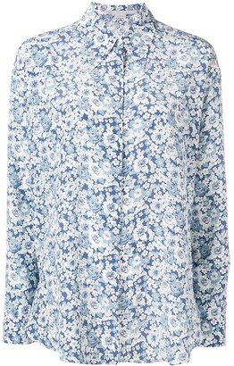 Stella McCartney Floral Print Shirt