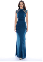 Decode 1.8 Jeweled Illusion Gown 183139