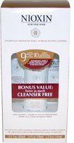 Nioxin Maintenance Kit, System 3 (Cleanser 10 Ounce, Scalp Treatment 3.4 Ounce, Scalp Therapy 5.1 Ounce)