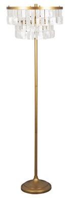 """Everly Quinn Helmick 65"""" Candelabra Floor Lamp"""