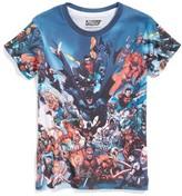 Eleven Paris Toddler Boy's Little Elevenparis Justice League Superhero T-Shirt