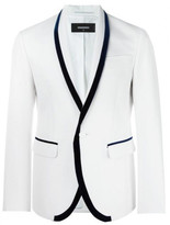 DSQUARED2 shawl collar suit jacket