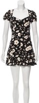 Reformation Printed Lucinda Dress w/ Tags