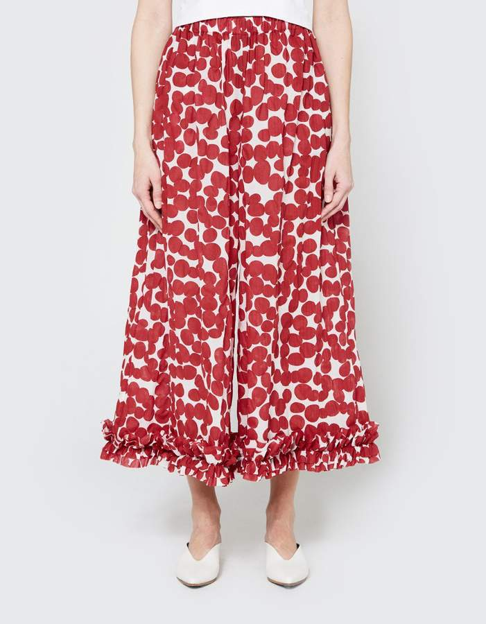 Creatures of Comfort Camelot Pant in Chili