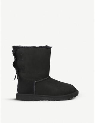 UGG Bailey Bow II sheepskin boots