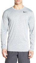 Nike Men's Long Sleeve Dri-Fit Training T-Shirt