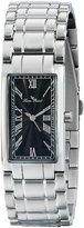 Lucien Piccard Women's LP-12982-11 Marchesa Analog Display Japanese Quartz Silver Watch