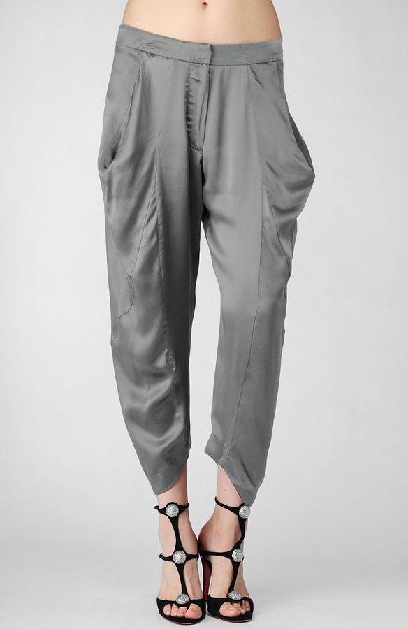 Rich & Skinny Harem Trouser - Steel