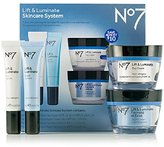 Boots No 7 Lift Luminate Skincare System