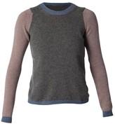 Vanessa Bruno Tri-Color Cashmere Sweater