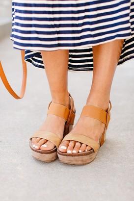 Laura Platform Wedge Sandal