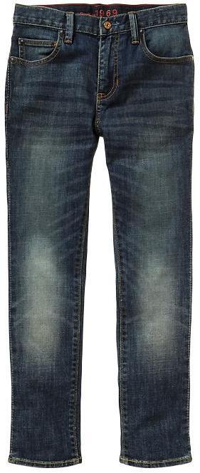 Gap 1969 Slouch Skinny Jeans