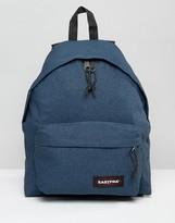Eastpak Padded Pak'R Backpack In Denim