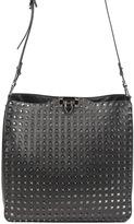 VALENTINO Rock Star Studded Hobo Handbag