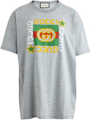 Gucci Star printed t-shirt