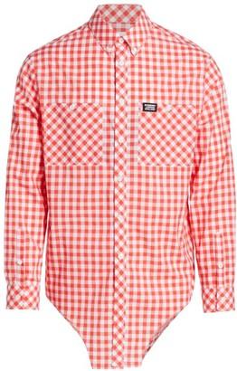 Burberry Casula Gingham Shirt