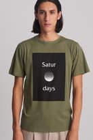 Saturdays NYC Sunset T-Shirt