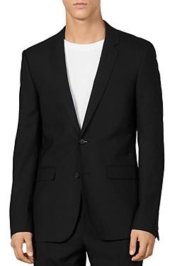 Sandro Travel Slim Fit Suit Jacket