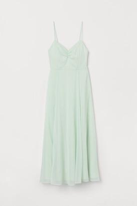 H&M Crinkled dress