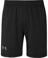 Under Armour Raid 8 Heatgear Jersey Shorts - Black