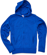 Soffe Royal Fleece Zip-Up Hoodie - Plus Too