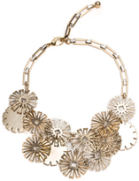 Lulu Frost Daisy Statement Necklace
