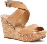 Sole Society Missey leather wedge