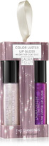 Laura Geller Color Luster Lip Gloss Hi-Def Top Coat Duo - The Diamonds