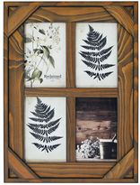 """New View Farmhouse 4-Opening 4"""" x 6"""" Collage Frame"""