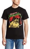 Bravado Men's Metallica Kill Em All Tilted T-Shirt
