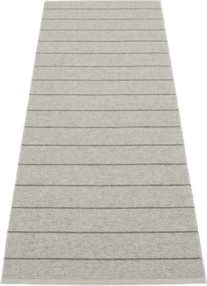 PAPPELINA Carl In Warm Grey Fossil Grey Mat 70 x 180cm CA9D718