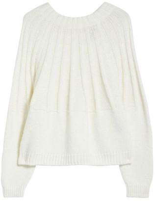 Max & Co. Darsena Bow-Back Sweater
