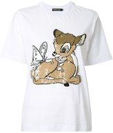 Markus Lupfer 'bambi' sequin appliqué T-shirt