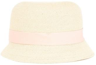 Loro Piana Kids Madalyn Summer straw hat