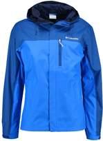 Columbia Pouring Adventure Hardshell Jacket Blau