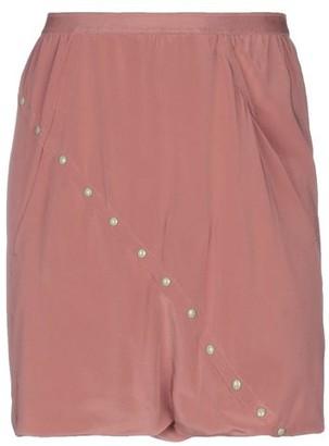 Rick Owens Mini skirt