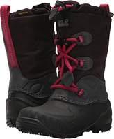 Jack Wolfskin Unisex-Kids Iceland Texapore High K Snow Boot