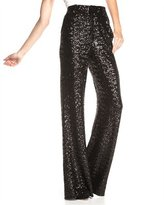 Sequin Bell-Bottom Pants (Stylist Pick!)