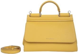Dolce & Gabbana Marigold Soft Sicily Bag S