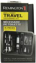 Remington TLG-100ACDN Precision Grooming Travel Kit