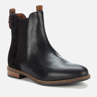 Barbour Women's Badminton Leather Chelsea Boots