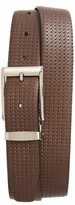 Canali Men's Reversible Leather Belt