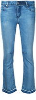 RtA Kiki slim-fit jeans - women - Cotton/Polyester - 25
